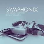 SYMPHONIX/VENES - The Usual Suspects (remixes Part 3) (Front Cover)