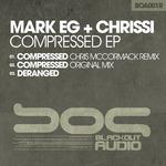 MARK EG/CHRISSI - Compressed EP (Front Cover)