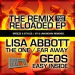 ABBOTT, Lisa/GEOS - The Remix Reloaded EP Part 2 (Front Cover)