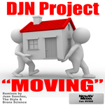 DJN PROJECT - Moving (Front Cover)