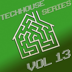 VARIOUS - TechHouse Series Vol 13 (Front Cover)