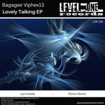BAGAGEE VIPHEX13 - Lovely Talking EP (Front Cover)