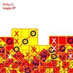 PHILLIP O - Juegos EP (Front Cover)