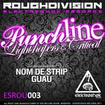 LIGHTSHAPERS/CRITICAL - Punchline (Front Cover)
