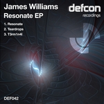 WILLIAMS, James - Resonate EP (Front Cover)
