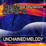 ALFARO, Xavi feat KELLY DIAMOND - Unchained Melody (Front Cover)