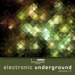 VARIOUS - Doppelginger Pres Electronic Underground Vol 11 (Front Cover)
