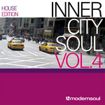 VARIOUS - Inner City Soul Vol 4 (Front Cover)