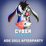 VARIOUS - ADE 2011 Afterparty (Front Cover)
