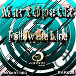MARTOPETER - Follow The Line (Front Cover)
