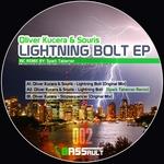 KUCERA, Oliver/SOURIS - Lightning Bolt EP (Front Cover)