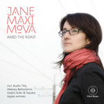 MAXIMOVA, Jane - Amid The Road (Front Cover)