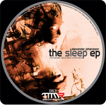 JOHANSSON, Alexander - The Sleep EP (Front Cover)