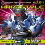 VARIOUS - Hardstyle Vol 24 (Front Cover)