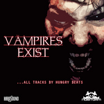 HUNGRY BEATS - Vampire Exist (Front Cover)