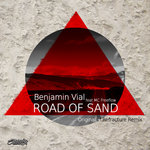 VIAL, Benjamin feat MC FREEFLOW - Road Of Sand (Front Cover)