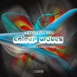 ARTEM ZLOBIN - Colour Waves EP (Front Cover)