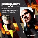 FLEMING, John 00/BRYAN KEARNEY/VARIOUS - Passion - The Album Volume Two (unmixed tracks) (Front Cover)