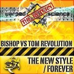 BISHOP vs TOM REVOLUTION - The New Style (Front Cover)
