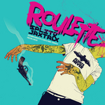 SPLIT & JAXTA - Roulette (Front Cover)