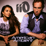 IIO feat NADIA ALI - American Ambient (Front Cover)