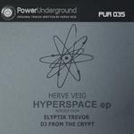 HERVE VEIG - Hyperspace (Back Cover)