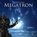 SPEKTRAH/CYBER NINJA - Megatron (Front Cover)