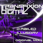 D RAILED - Illusory (Front Cover)