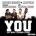 GROOVE, Robbie/MATTIAS feat CECE ROGERS/MASTER FREEZ - You (Front Cover)
