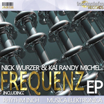 WURZER, Nick/KAI RANDY MICHEL - Frequenz (Back Cover)