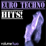 VARIOUS - Euro Techno Hits Vol 2 (Front Cover)