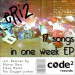 ERI2 - 17 Songs In One Week (Front Cover)