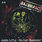 LITTLE, Jason vs ANDITELLER/SML/DANIA - Military Basement (Front Cover)