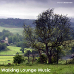 VARIOUS - Walking Lounge Music (Front Cover)