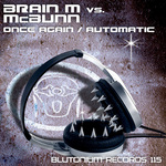 BRIAN M/MCBUNN - Once Again (Front Cover)