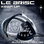 LE BRISC - Keep Up (Front Cover)