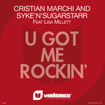 MARCHI, Cristian/SYKE N SUGARSTARR feat LISA MILLETT - U Got Me Rockin' (Back Cover)