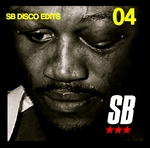 SUPERBREAK - SB Disco Edits Vol 04 (Front Cover)