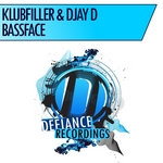 KLUBFILLER/DJAY D - Bassface (Front Cover)