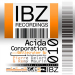 ACIDA CORPORATION - Battlecruiser EP (Front Cover)