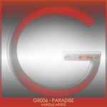 VARIOUS - Paradise (unmixed tracks) (Front Cover)