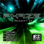 PHAZE - Timeshift EP (Front Cover)