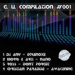 DJ ANY/MORRI & ARTI/ROSS/CHRISTIAN PARADISE - G U Compilation #001 (Front Cover)
