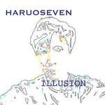 HARUOSEVEN - Illusion (Front Cover)