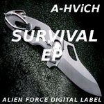 A HVICH - Survival EP (Front Cover)