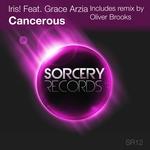 IRIS feat GRACE ARZIA - Cancerous (Front Cover)
