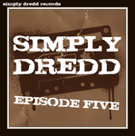 SIMPLY DREDD - EPISODE FIVE (Front Cover)