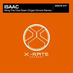 ISAAC - Bring The Club Down (Back Cover)