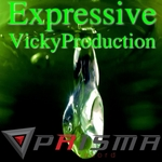 VICKYPRODUCTION - Expressive (Front Cover)