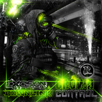 EXCISION/DOWNLINK - Crowd Control (Front Cover)